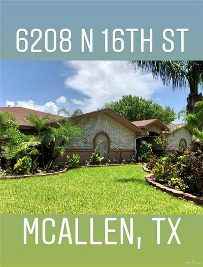 6208 N 16TH ST, MCALLEN, TX 78504 - Photo 1