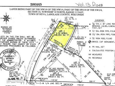 ON CTH A, Bryant, WI 54418 - Photo 2