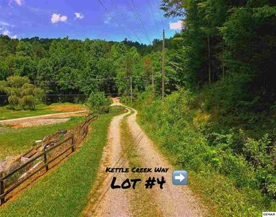 LOT #4 KETTLE CREEK WAY, Pittman Center, TN 37876 - Photo 1