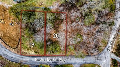 LOT 19 & 20 SMOKY MOUNTAIN WAY, Sevierville, TN 37876 - Photo 1