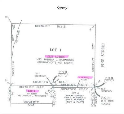 LOTS 1 & 2 PINE STREET, Slidell, LA 70460 - Photo 1