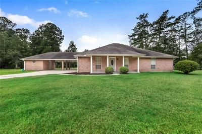 61155 N TRANQUILITY RD, LACOMBE, LA 70445 - Photo 1