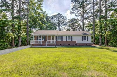 607 E FREMONT ST, KENLY, NC 27542 - Photo 1