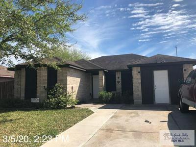 2069 CARRANZA ST, BROWNSVILLE, TX 78526 - Photo 1
