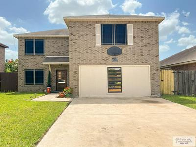 2718 POMPEII ST, Brownsville, TX 78520 - Photo 1