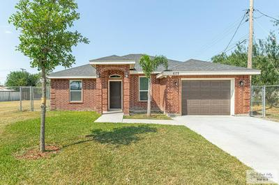 629 S INDIANA AVE, MERCEDES, TX 78570 - Photo 1