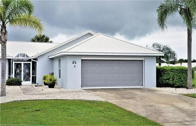 21 CLUBHOUSE LN, Sebring, FL 33876 - Photo 1