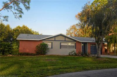 609 CORAL RIDGE CT, Sebring, FL 33876 - Photo 1