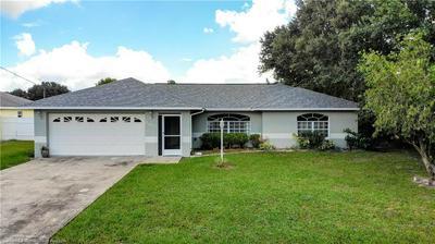 3910 MENDOZA AVE, Sebring, FL 33872 - Photo 1