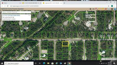 507 ALEUTIAN ST NE, Lake Placid, FL 33852 - Photo 1