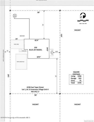 4238 E TAPER ST, INVERNESS, FL 34453 - Photo 2
