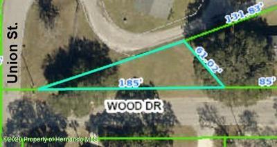 0 WOOD DRIVE, BROOKSVILLE, FL 34601 - Photo 1