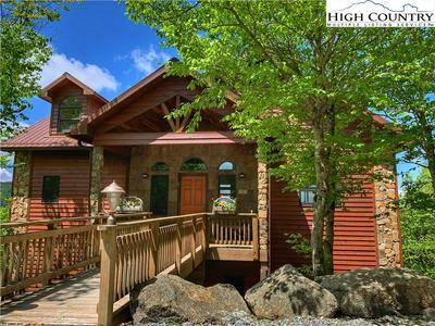 324 N PINNACLE RIDGE RD, Beech Mountain, NC 28604 - Photo 1