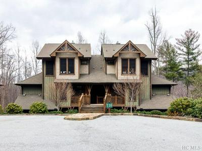 110 SADDLENOTCH LANE A-1, GLENVILLE, NC 28783 - Photo 1