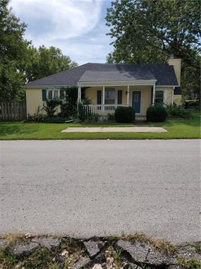 207 S 1ST ST, Louisburg, KS 66053 - Photo 1