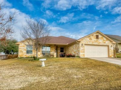 1408 ADAM AVE, BURNET, TX 78611 - Photo 1
