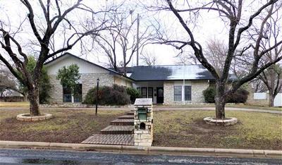 312 MAHAN ST, Meadowlakes, TX 78654 - Photo 1