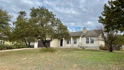 107 SINCLAIR DR, Spicewood, TX 78669 - Photo 1