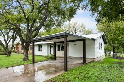 1002 N MAIN ST, Burnet, TX 78611 - Photo 1