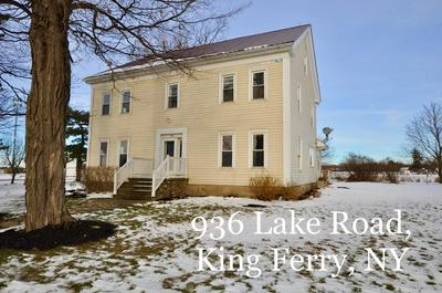 936 LAKE RD, King Ferry, NY 13081 - Photo 1