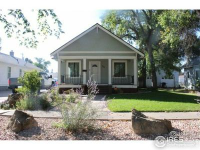 715 LINCOLN ST, Fort Morgan, CO 80701 - Photo 1
