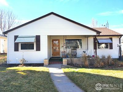 823 LINCOLN ST, Fort Morgan, CO 80701 - Photo 1