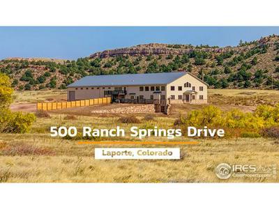 500 RANCH SPRINGS RD, Laporte, CO 80535 - Photo 1