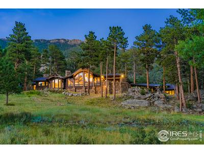 8150 STATE HIGHWAY 7, Allenspark, CO 80510 - Photo 2