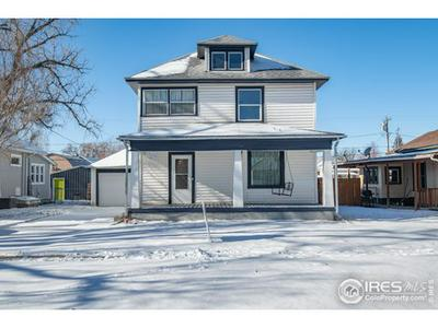 817 STATE ST, Fort Morgan, CO 80701 - Photo 1