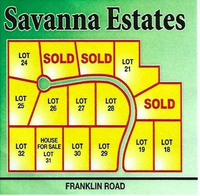 LOT 32 FRANKLIN ROAD, Hagerstown, IN 47346 - Photo 2
