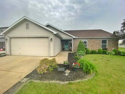 5003 WOLFLAKE DR, Lafayette, IN 47905 - Photo 1