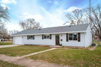 206 N CHICAGO ST, South Bend, IN 46619 - Photo 1