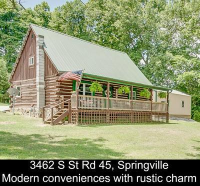 3462 S STATE ROAD 45, Springville, IN 47462 - Photo 1