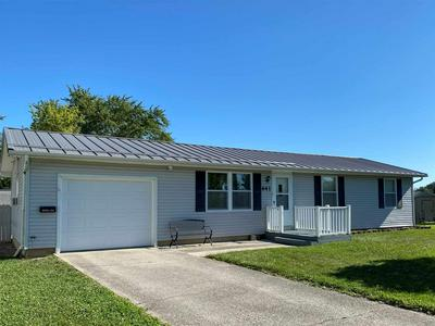 641 E FRANKLIN ST, Berne, IN 46711 - Photo 1