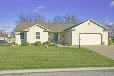 58106 PRAIRIE RIDGE RD, Goshen, IN 46528 - Photo 1