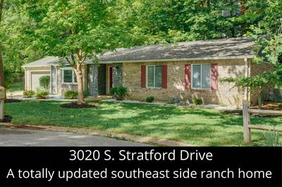3020 S STRATFORD DR, Bloomington, IN 47401 - Photo 1