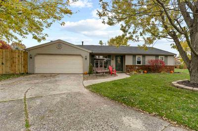 9716 SILVER SHORE CT, Fort Wayne, IN 46804 - Photo 1