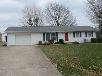 184 COUNTRY CT, LOOGOOTEE, IN 47553 - Photo 1
