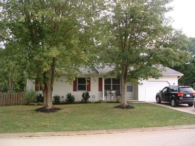 323 W BLACKFOOT DR, Ellettsville, IN 47429 - Photo 1