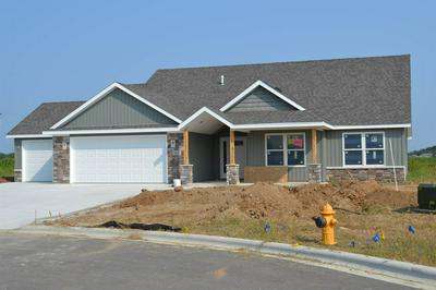 3845 W KING'S PASS, Warsaw, IN 46582 - Photo 1