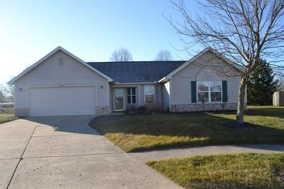 5000 SADDLE DR, Lafayette, IN 47905 - Photo 1