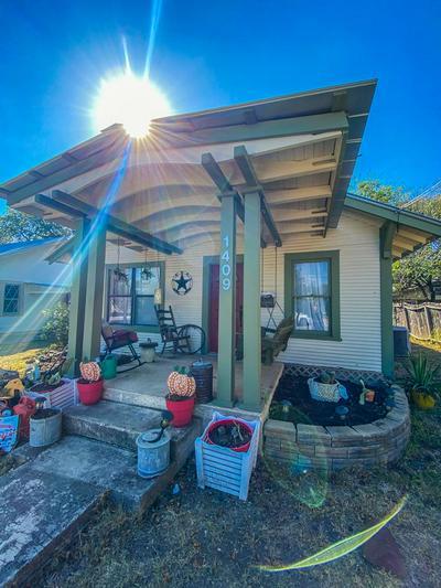 1409 PARK ST, Kerrville, TX 78028 - Photo 1