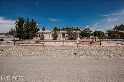 2430 SCHIFRIN ST, Pahrump, NV 89048 - Photo 1
