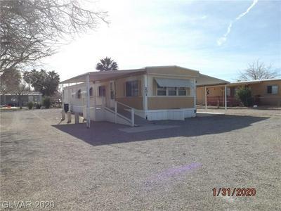 201 POWDERHORN AVE, Overton, NV 89040 - Photo 1