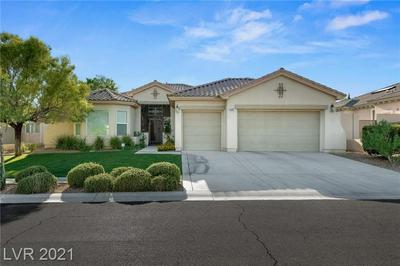 3481 LUPINE BUSH CT, Las Vegas, NV 89135 - Photo 1