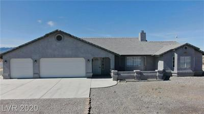 3550 UNDERBRUSH AVE, PAHRUMP, NV 89048 - Photo 1