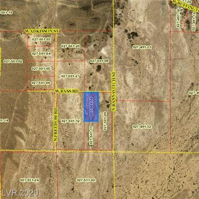 4091 BASS ROAD, Pahrump, NV 89060 - Photo 1