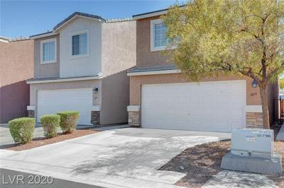3643 STARRY BEACH AVE, Las Vegas, NV 89115 - Photo 2