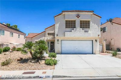 536 BALDRIDGE DR, Henderson, NV 89014 - Photo 2