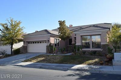 10753 ARUNDEL AVE, Las Vegas, NV 89135 - Photo 1